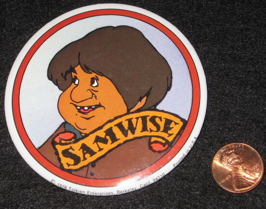 SAMWISE GAMGEE the Hobbit