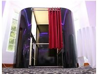 Events Staff - Photo Booth Attendant - Must Drive. £100 per event in London
