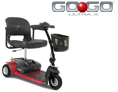 Pride Go Go Scooter 3 Wheel Used Still in box