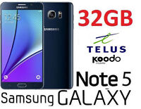 SAMSUNG GALAXY NOTE 5 32GB ANDROID SMARTPHONE