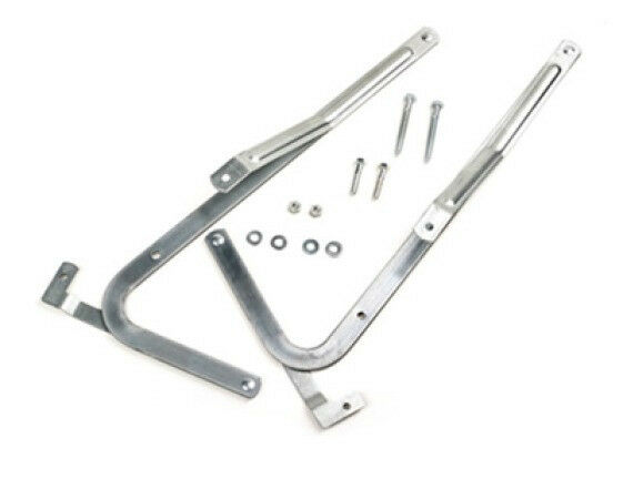 Werner 55-1 - Attic Ladder Spreader Hinge Arms - MFG 2006 And Older - (Pair)