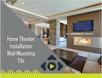 Home  Entertainment Theater Installation Service