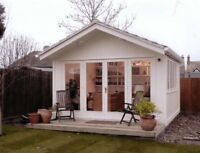 Fully qualified fine carpentry, decks and shesheds