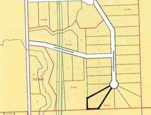 3.5 ACRES IN SUBDIVISION, POWER & GAS TO PROPERTY-LEDUC COUNTY