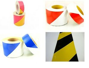 New-Chevron-Reflective-Tape-Vinyl-Choose-From-4-Colors-1M-2M-3M-5M-10M-45M