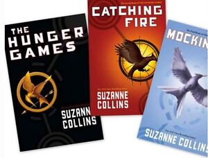 Livres trilogie / Books trilogy Hunger Games