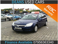 2008 Vauxhall/Opel Astra Automatic FINANCE AVAILABLE