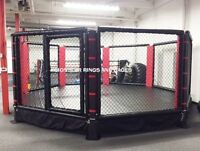 MMA COMPETITION CAGE