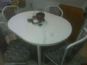 Table and Chairs $50 or best offer