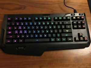 Logitech G410 Mechanical Gaming Keyboard Brown Switches