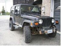 2002 Jeep Wrangler Unlimited