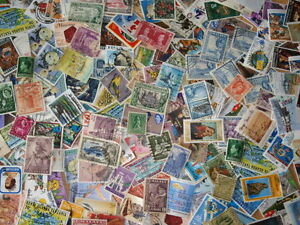 1000-British-Commonwealth-Stamps-Kiloware-Mixture
