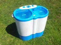 Washing machine- portable- camping. Sold