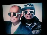 Pet Shop Boys Inner Sanctum Tickets - Royal Opera House London