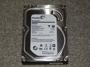 Seagate Barracuda 3TB Internal hard drive - Excellent working