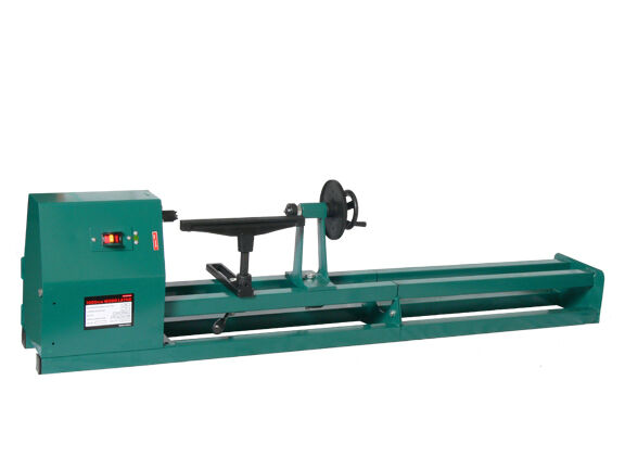 1/2HP 40 INCH INDUSTRIAL POWER WOOD TURNING LATHE 14 x 40 1000MM 40