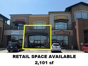 Retail & Office Space For Lease at East Pointe Trails Plaza