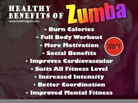 Join our Zumba Fitness Class
