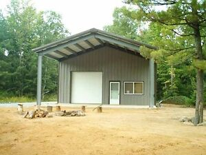 FSU Steel Buildings, Spring Sale 2016 with Install
