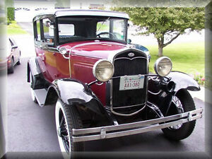 Antique & Classic Automotive Appraisals