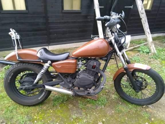 Honda Rebel 125cc bobber | in Ipswich, Suffolk | Gumtree