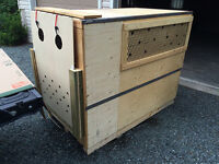 Giant Dog Crate - IATA Standards