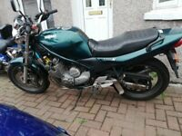 YAMAHA DIVERSION XJ600 - FULL YEARS MOT £795