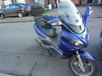 Piaggio X9 500 ABS, Reliable and Sturdy