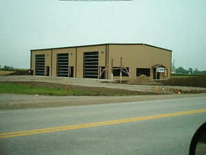 FSU STEEL BUILDINGS-CUSTOM BUILDINGS