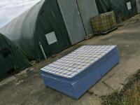 Beds frames and mattresses x 4
