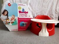 Bumbo Floor seat with Play Tray