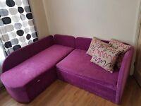 Corner sofa-bed for sale