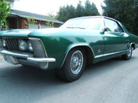 1963 Buick Riviera - A Real Head Turner!