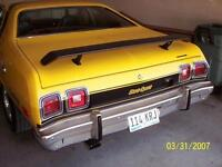Plymouth Duster Dodge Dart Go Wing Spoiler Gull Wing