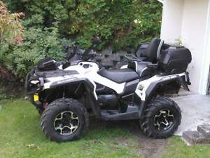 4 Roues CAN AM Outlander MAX Limited LTD
