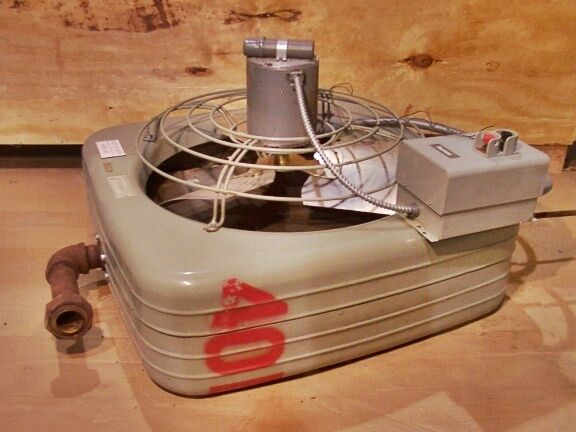 Modine Steam / Hot Water Heater Model HS193