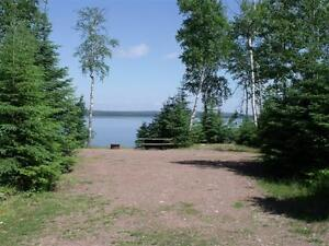 Site 210 at Sleeping Giant Provincial Park (Sibley)