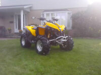 2009 can am renegade 800 for sale !