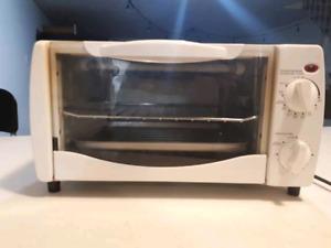 Essentials Toaster oven