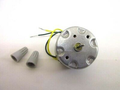 Fisher Price Cradle Swing Motor Rf-500tb-18280 Dc 6v Solderless Repair Kit Gy