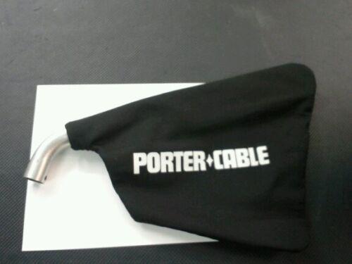 Porter Cable 696167  Belt Sander Dust Bag Assy Replacement 3