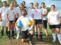 Guelph Co-ed 6x6 Soccer League