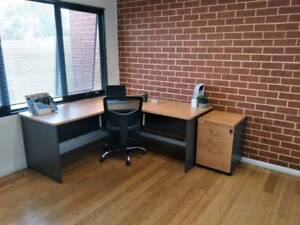 3 IN 1 FURNISHED OFFICE SPACE W BILLS INCLUDED