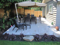 Landscaping and Home Services. Allan Block installations and