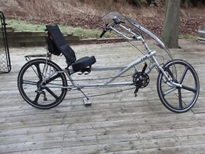 CGR Recumbent Road Bicycle