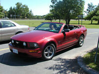 2006 Ford Mustang GT Convertable (2 door)