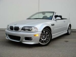 2002 BMW M3 CONVERTIBLE - ONLY 69 KMS - MUST SEE!!