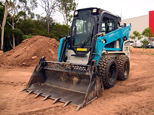 Bobcat and tipper truck hire. Owner operator Caversham Swan Area Preview