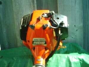 echo trimmer/brushcutter