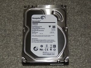 Internal hard drive Seagate 3TB Excellent working condition